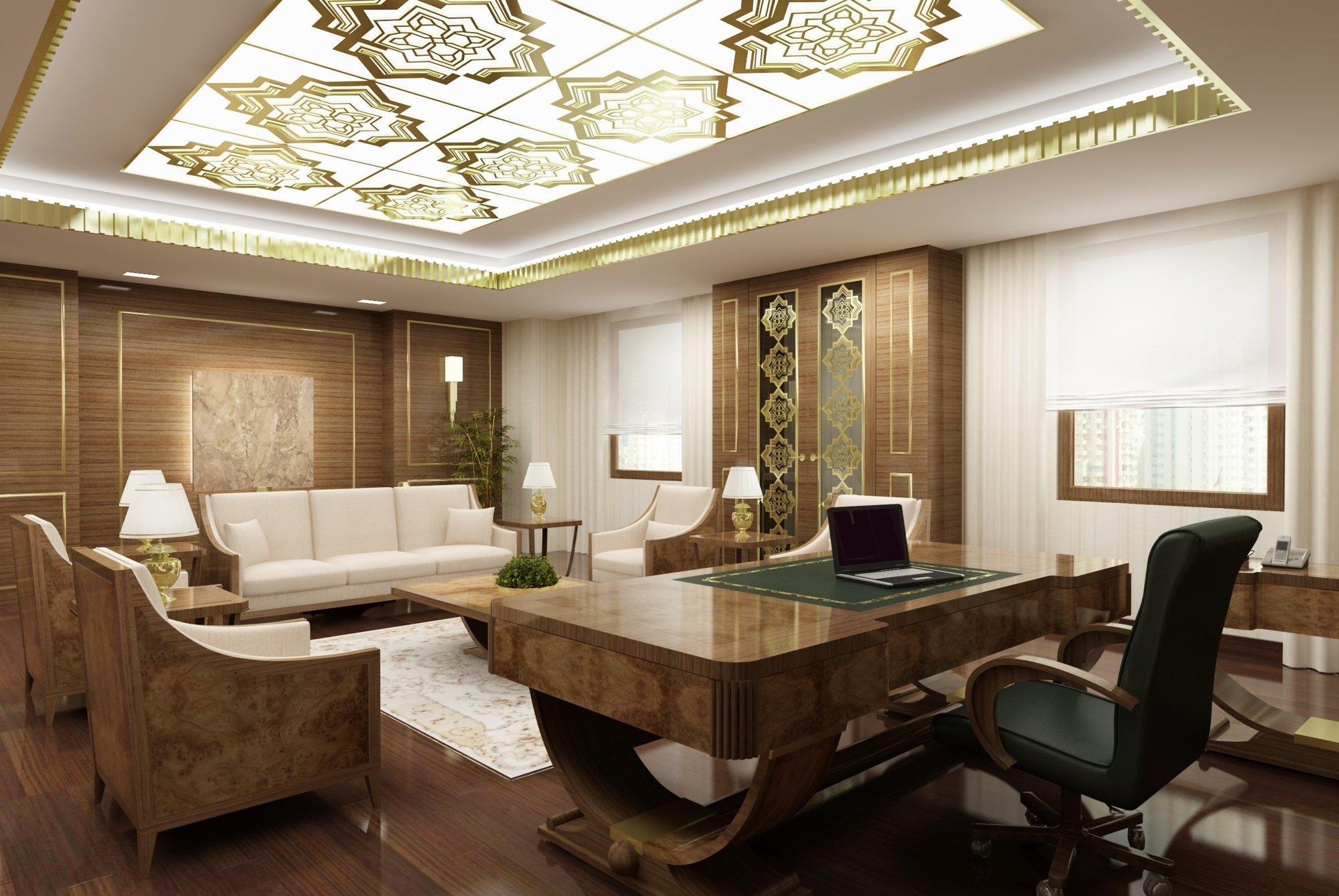 Otel Ve Ofis Tasarımları Hotel And Office Designs